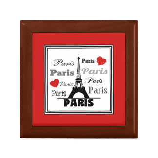 Paris Gift Box