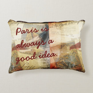 Paris Good Idea - Pillow