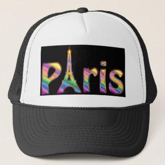 Paris, hat, for sale ! trucker hat