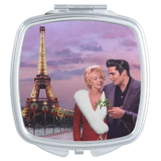 Paris Holiday Makeup Mirrors