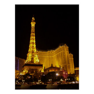 Paris Hotel & Casino Print
