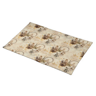 Paris in Brun Placemat