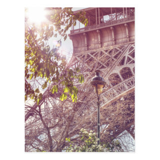 Paris in Spring Postcard