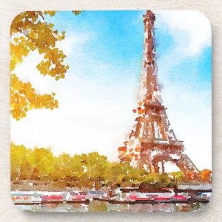 Paris in The Fall Coaster
