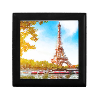 Paris in The Fall Gift Box