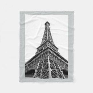 Paris in Vegas Fleece Blanket