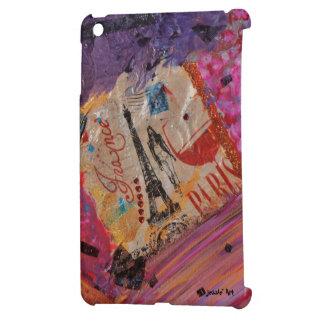 Paris iPad Case - (Mini and Glossy)