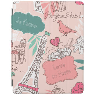 Paris iPad Cover