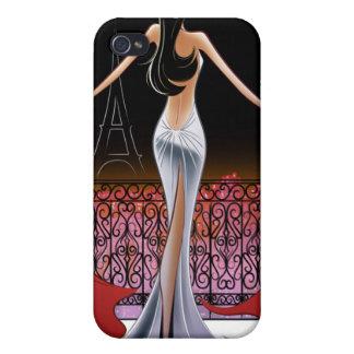 Paris iphone 4 iPhone 4 case