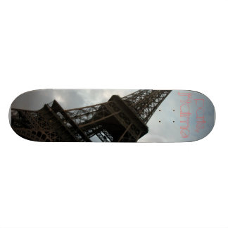 paris, j'taime 21.6 cm skateboard deck