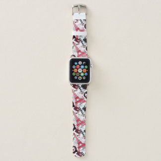 Paris: :La Tour Eiffel Apple Watch Band