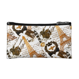 Paris: La Tour Eiffel Cosmetic Bag