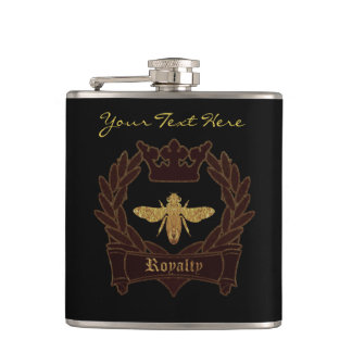 Paris: La Tour Eiffel Hip Flask