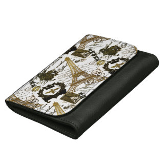 Paris: La Tour Eiffel Wallets For Women