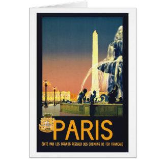 Paris LaCaze Greeting Card