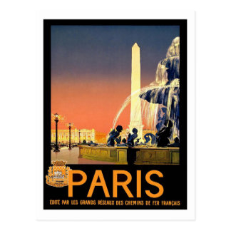 Paris LaCaze Post Card