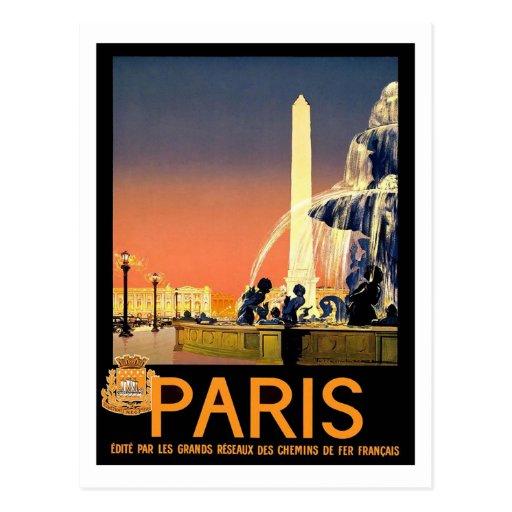 Paris LaCaze Post Card Post Cards