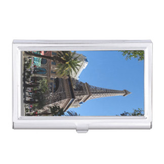 Paris Las Vegas Hotel &Casino Business Card Holder