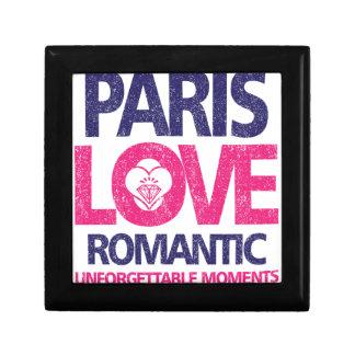 paris love gift box
