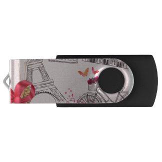 Paris Love USB Flash Drive