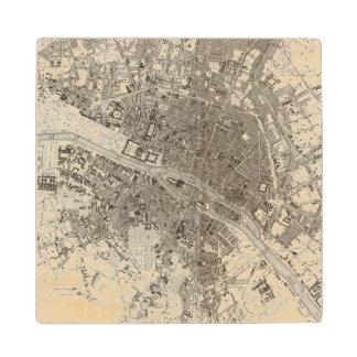 Paris Wood Coaster