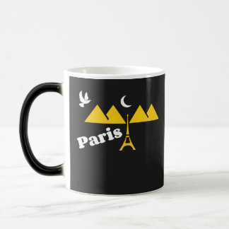 Paris Mugs.,., Magic Mug