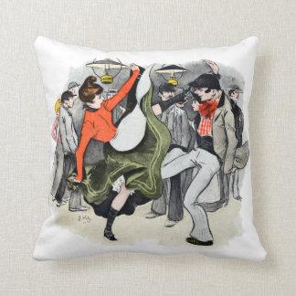 Paris Nightlife no. 2 Pillows