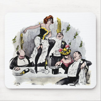 Paris Nightlife no.6 Mouse Pads