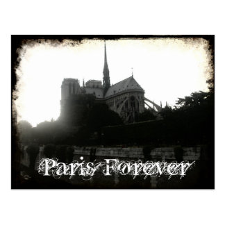 Paris - Notre Dame de Paris Postcards