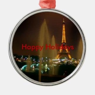Paris Ornament