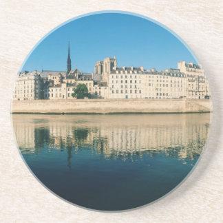 Paris Panorama - Ile Saint Louis Coaster