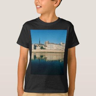 Paris Panorama - Ile Saint Louis T-Shirt