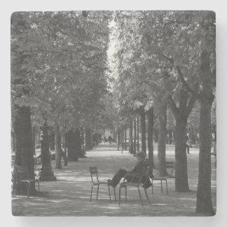 Paris Park Stone Coaster