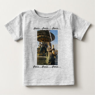 Paris - Place de la Concorde Infant T-Shirt