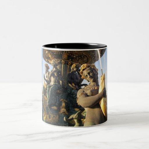 Paris - Place de la Concorde Coffee Mug