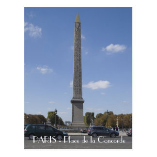 Paris Postcard