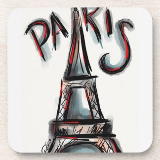 Paris Products Drink Coasters