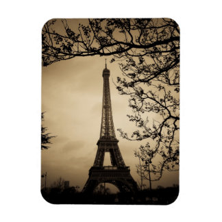 Paris Rectangular Photo Magnet