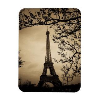 Paris Rectangular Photo Magnet