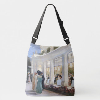 Paris Restaurant Pré Catelan Gervex Tote Bag