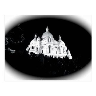 Paris Sacre Coeur Postcard