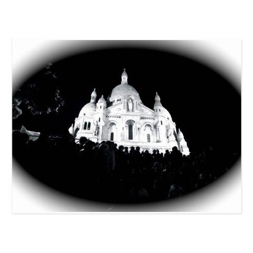 Paris Sacre Coeur Post Cards
