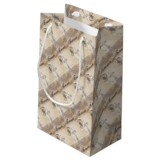 Paris Scenery Gift Bag
