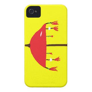 Paris Shade iPhone 4 Case