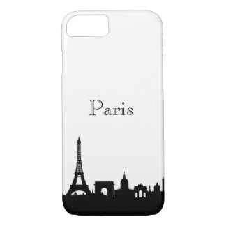 Paris Silhoutte Phone & Ipad Cases