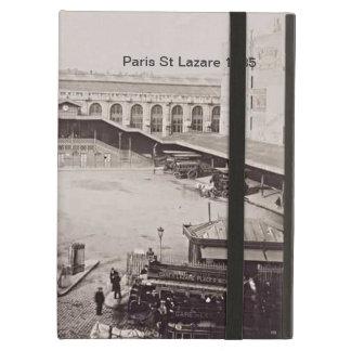 Paris st lazare 1885 Ipad case