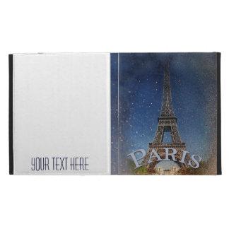 Paris Starry Night iPad Cases