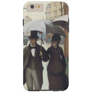 Paris Street Rainy Day Tough iPhone 6 Plus Case