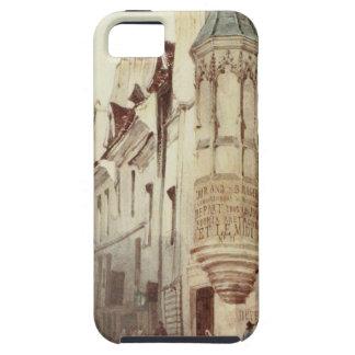 Paris Street scene iPhone 5 Cases