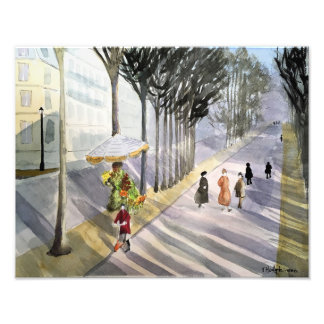 Paris Stroll Photo Print